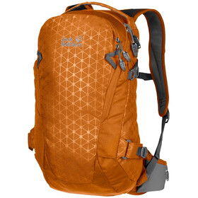 Jack Wolfskin Kamui 24 Pack orange grid